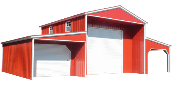 TD Buildings & Metal Structures - Barns