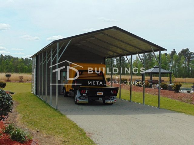 Carports, TD Buildings & Metal Structures