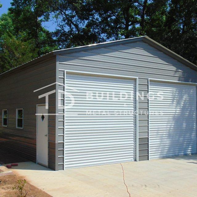 Garages, TD Buildings & Metal Structures